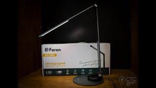 Настольный светильник Feron DE1068(, 2017-07-16T16:32:17.000Z)
