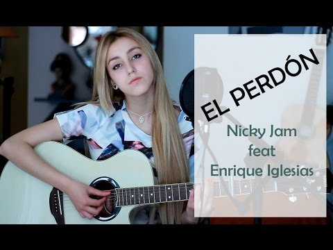 El perdón- Nicky Jam ft. Enrique Iglesias (Cover by Xandra Garsem)