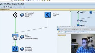 SAP Workflow with Web Dynpro ABAP: SAP Tutorial (Part 11)