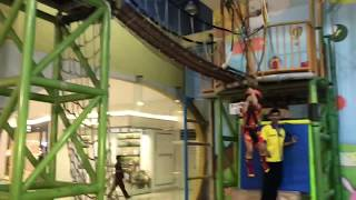 Aile & Cle's Journey - Playing Flying Fox 5