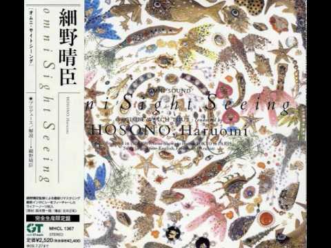 細野晴臣 / PLEOCENE(プリオシーヌ) 1989