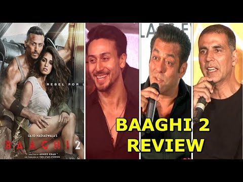 Bollywood Celebs Amazing REACTIONS On Tiger Shroff's Baaghi 2 | Baaghi 2 100 Crore