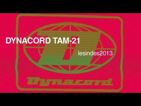 Dynacord TAM-21 Analog Flanger // Elektron Machinedrum UW