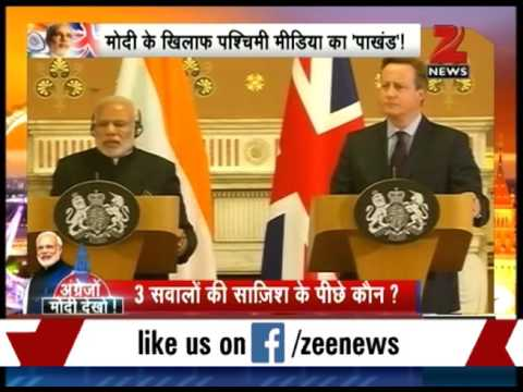 PM Modi faces questions on intolerance, Gujarat violence in UK