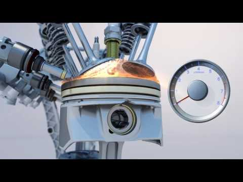 Hyundai's New Theta Engine with GDI (Gasoline Direct Injection) Technology