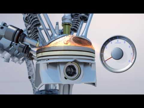 Фото к видео: Hyundai's New Theta Engine with GDI (Gasoline Direct Injection) Technology