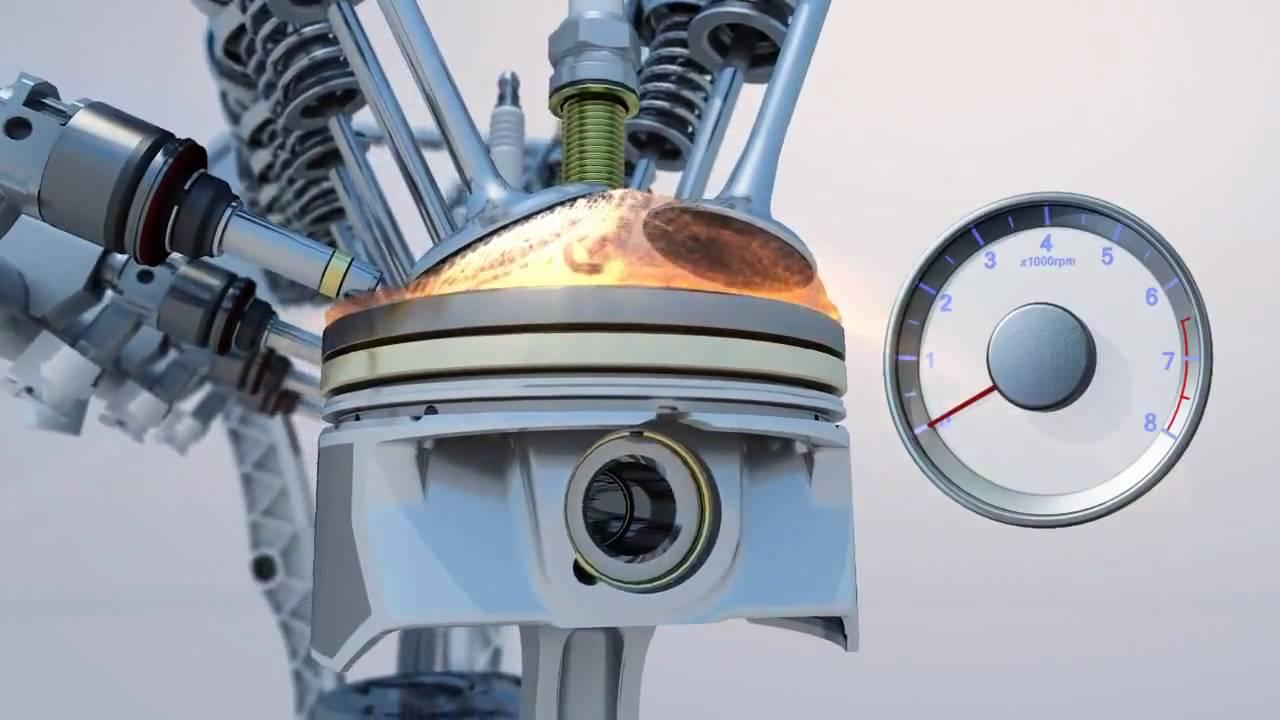 Hyundai's New Theta Engine with GDI (Gasoline Direct