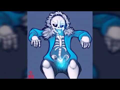 Sans - Spooky Scary Skeletons
