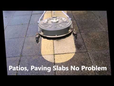 Paving Cleaning Service Video