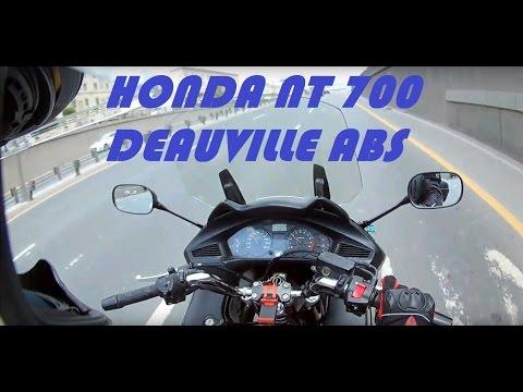 Honda NT 700 DEAUVİLLE ABS/İLK SÜRÜŞ/İLK İNCELEME/SCOOTER DAN 700CC YE GEÇİŞ