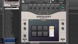 Sample Logic ARPOLOGY review - SoundsAndGear.com