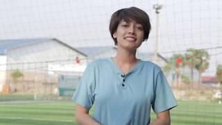 ឈុតក្រៅឆាកនៃរឿង 'គ្រាប់បាល់អង្រួនបេះដូង' - Krop Ball Angroun Besdong BTS V1 - Ph