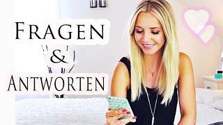 Meine Schönheits-OP, Beziehung, Lieblings YouTuber - Fragen & Antworten #1
