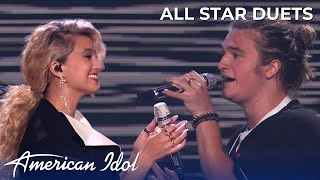 Tori Kelly Relives Her American Idol Past In STUNNING Duet With Colin Jamieson!