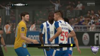 Video Gol Pertandingan FC Porto vs Estoril Praia