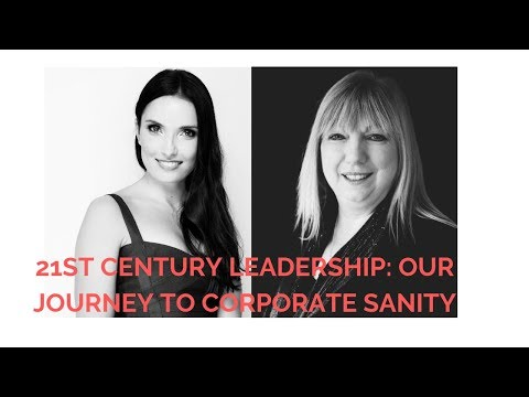 Interview with Ayelet Baron: our journey to corporate sanity - YouTube