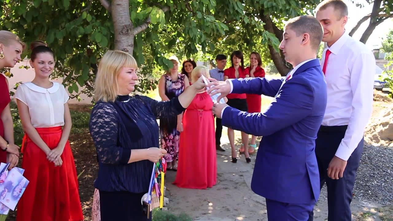 Утро невесты видео и выкуп