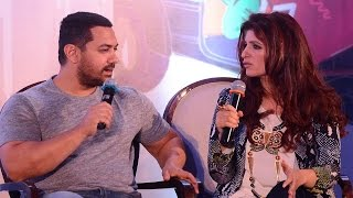 Aamir Khan39s ROAST with Twinkle Khanna amp Karan Johar  MrsFunnyBones Book Launch