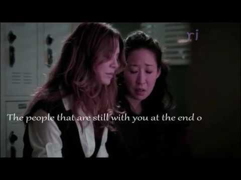 Old Friends by Jasmine Thompson (Grey's Anatomy MV)