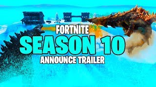 Fortnite Season 10 OFFICIAL Trailer! (FAN MADE)