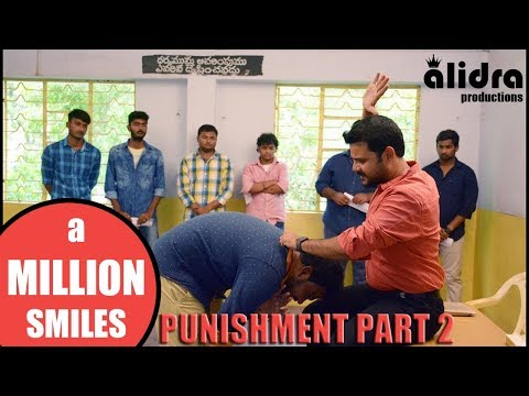 Punishment || Part 2 || Latest Telugu comedy short film 2017 || by kkr