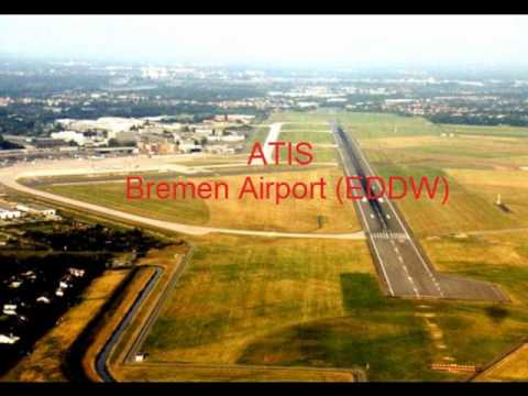 ATIS Bremen Airport (EDDW)