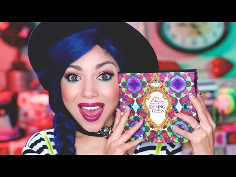 Urban Decay Alice Through The Looking Glass Palette | REVIEW