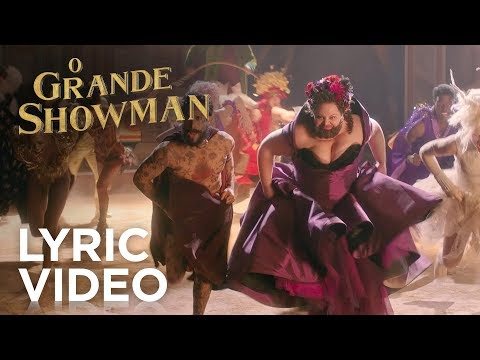 O Grande Showman | 'This Is Me' Lyric Video [HD] | 20th Century FOX Portugal