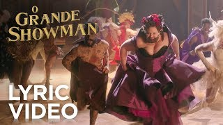 "O Grande Showman | ""This Is Me"" Lyric Video [HD] 