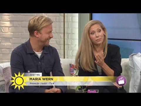 """""""Maria Wern"""" firar 10 år – """"första avsnittet är väldigt överraskande""""  - Nyhetsmorgon (TV4)"""
