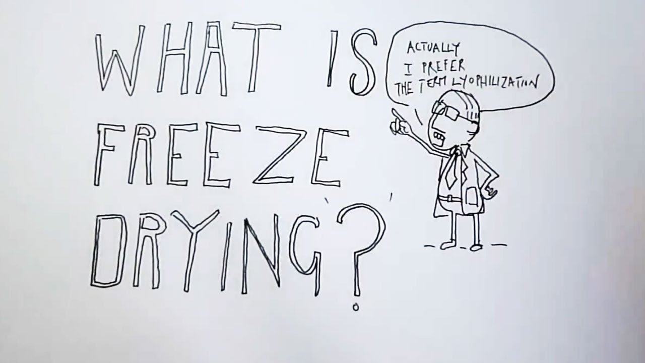 What is Freeze Drying? - YouTube