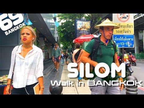 Silom DayTime / Walk in Bangkok