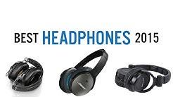 Best Headphones of 2015