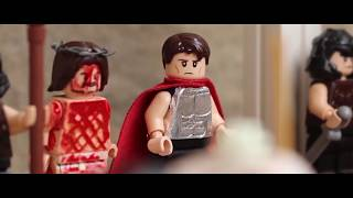 The Passion: A Bricĸfilm (2018) | LEGO Jesus Crucifixion Full Movie [HD]