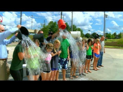 Guaranty Bank & Trust Longview Ice Bucket Challenge