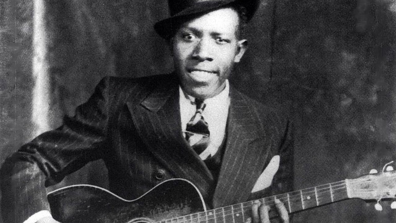 Robert Johnson King Of The Delta Blues Singers Vol I 1961 Full Album