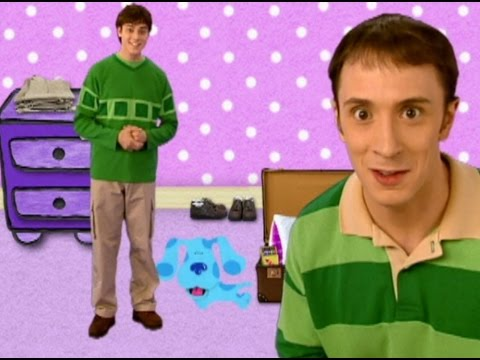 Blue's Clues - Steve Goes to College