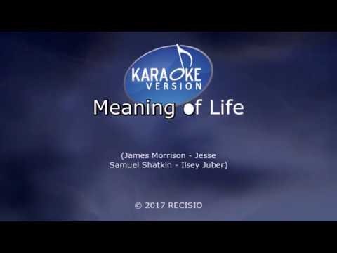 Kelly Clarkson - Meaning Of Life (Karaoke)