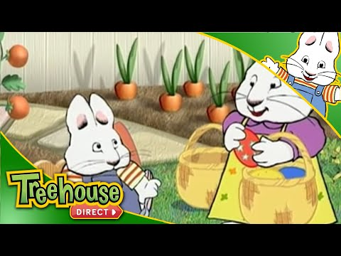 Max & Ruby: Max's Chocolate Chicken / Ruby's Beauty Shop / Max Drives Away - Ep.11