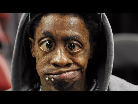 Lil Wayne Goes on TV but The Audience Doesn't Like Him