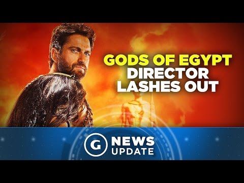 """Deranged Idiot"" Reviewers Anger Gods of Egypt Director After Flop - GS News Update"
