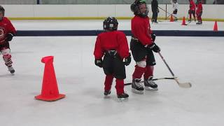 Learning to Skate with Chicago Blackhawks