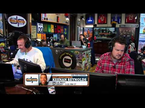 Keenan Reynolds on The Dan Patrick Show (Full Interview) 11/11/15