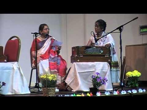 Anuradha Banerjee  Shyamolo chaya naiba gele