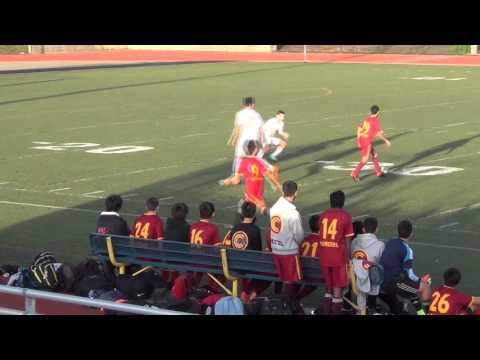 Cupertino Boys Soccer at Milpitas 2016 Part 3 of 3
