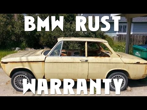 Winter Is Coming! BMW's Rust Warranty | Do You Qualify?