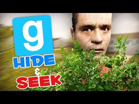 NE ASCUNDEM PRIN BOSCHETI - Garry's Mod Hide and Seek