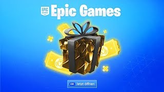 *NEW* Free gift in Fortnite Season 10!