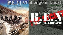 Live B.E.N-Spätschoppen: B.E.N-Challenge, weitere Themen folgen