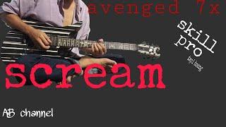 Download Mp3 Avenged Seven Fold - Scream  Cover